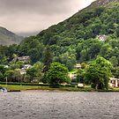 Glenridding Village by Tom Gomez