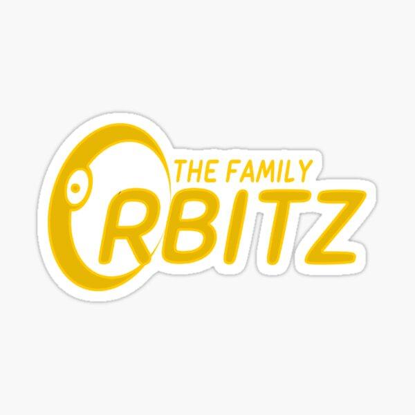 The Family Orbitz - Logo Sticker
