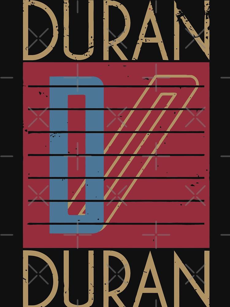 Duran Duran rasane enak by Harmonfan