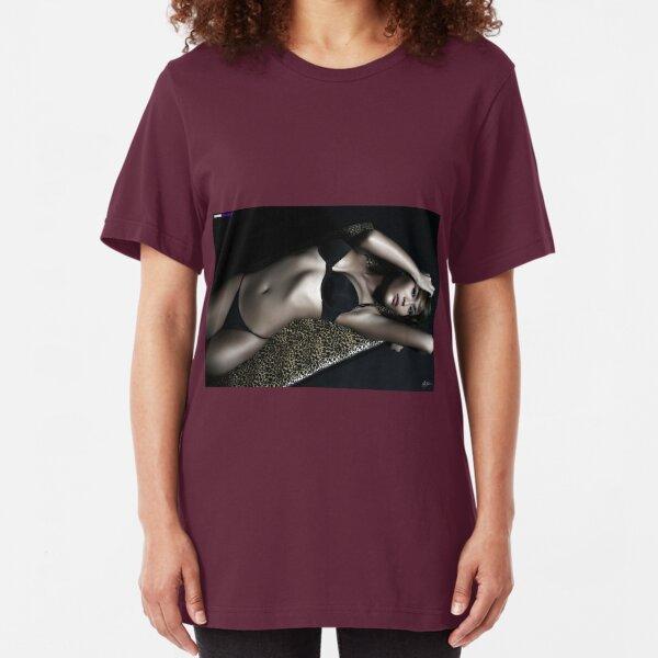 Cheetah Chrome T-Shirt Slim Fit T-Shirt