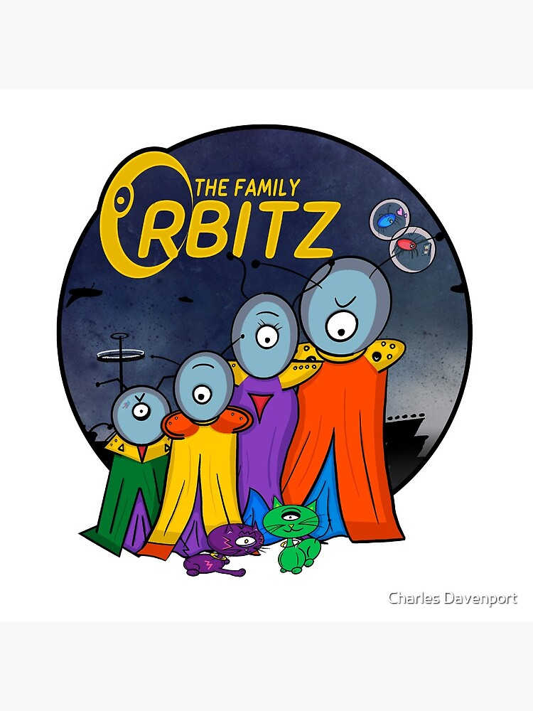 The Family Orbitz - Family by cdavenport4