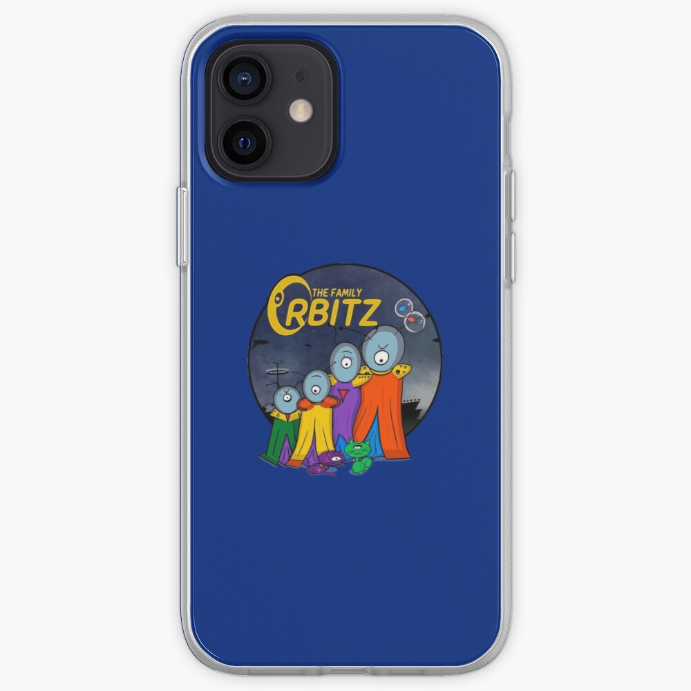 The Family Orbitz - Family iPhone Case & Cover