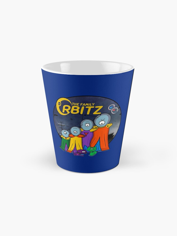 Alternate view of The Family Orbitz - Family Mug