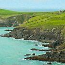 Slea Head, Dingle Peninsula, Ireland by Gail S. Haile