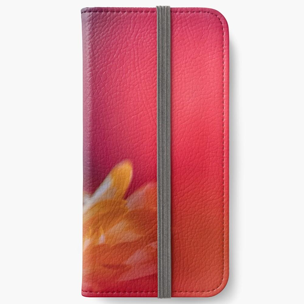 Flower Mystical iPhone Wallet