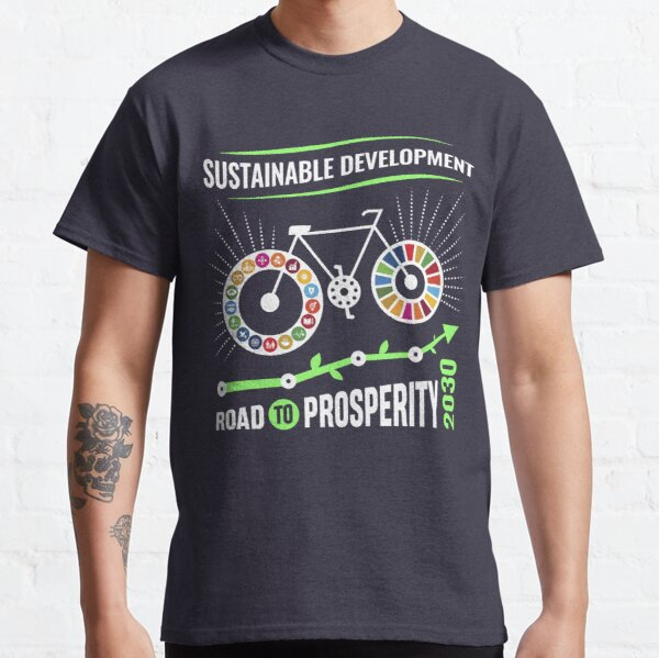 Sustainable Development Goals UN SDGs Classic T-Shirt