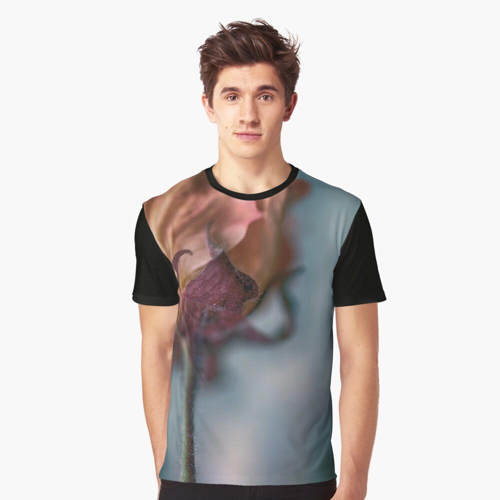 Flower Mystical Graphic T-Shirt