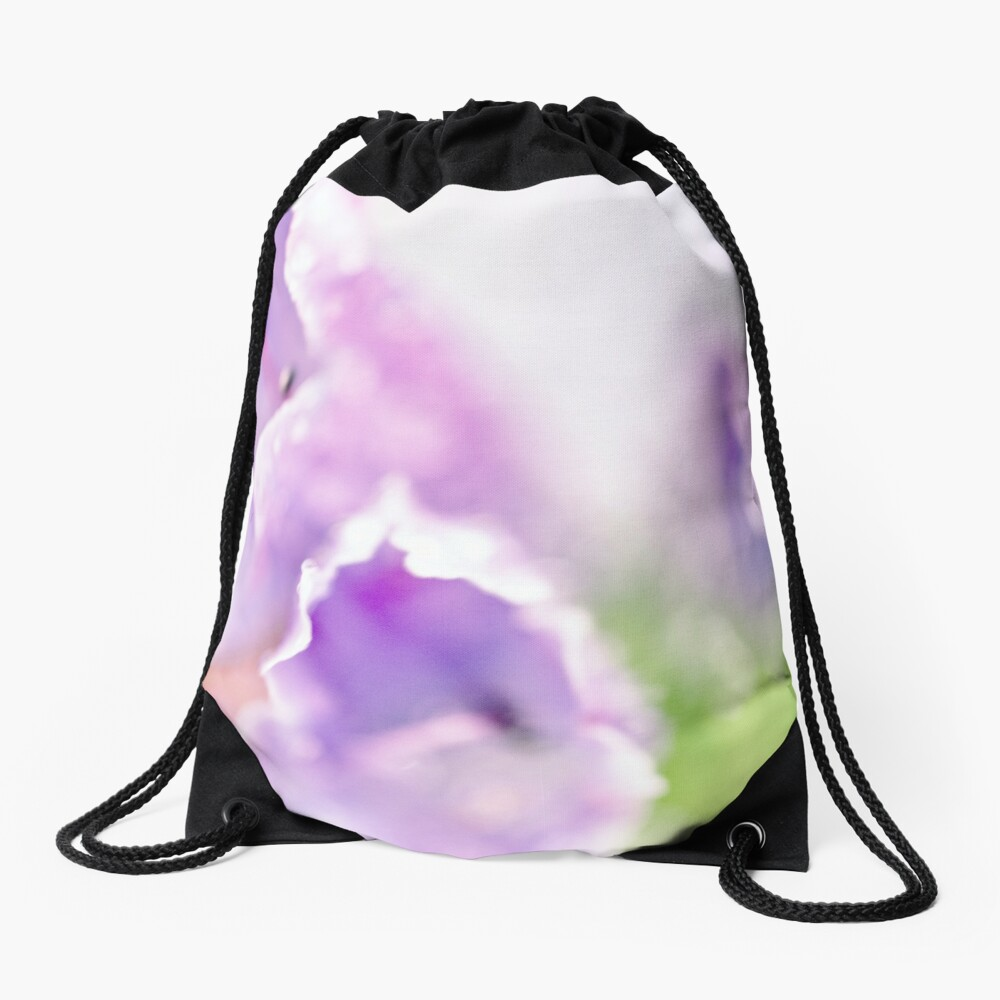 Flower Mystical Drawstring Bag