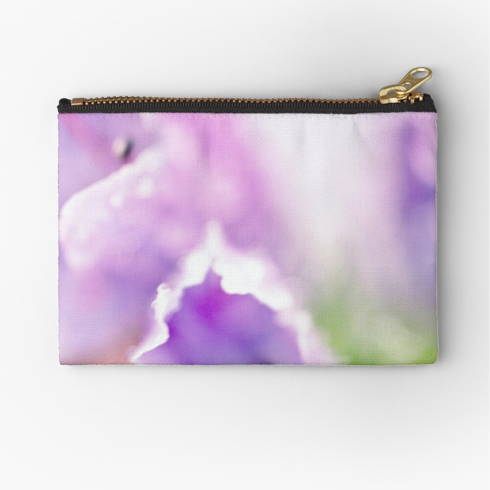 Flower Mystical Zipper Pouch