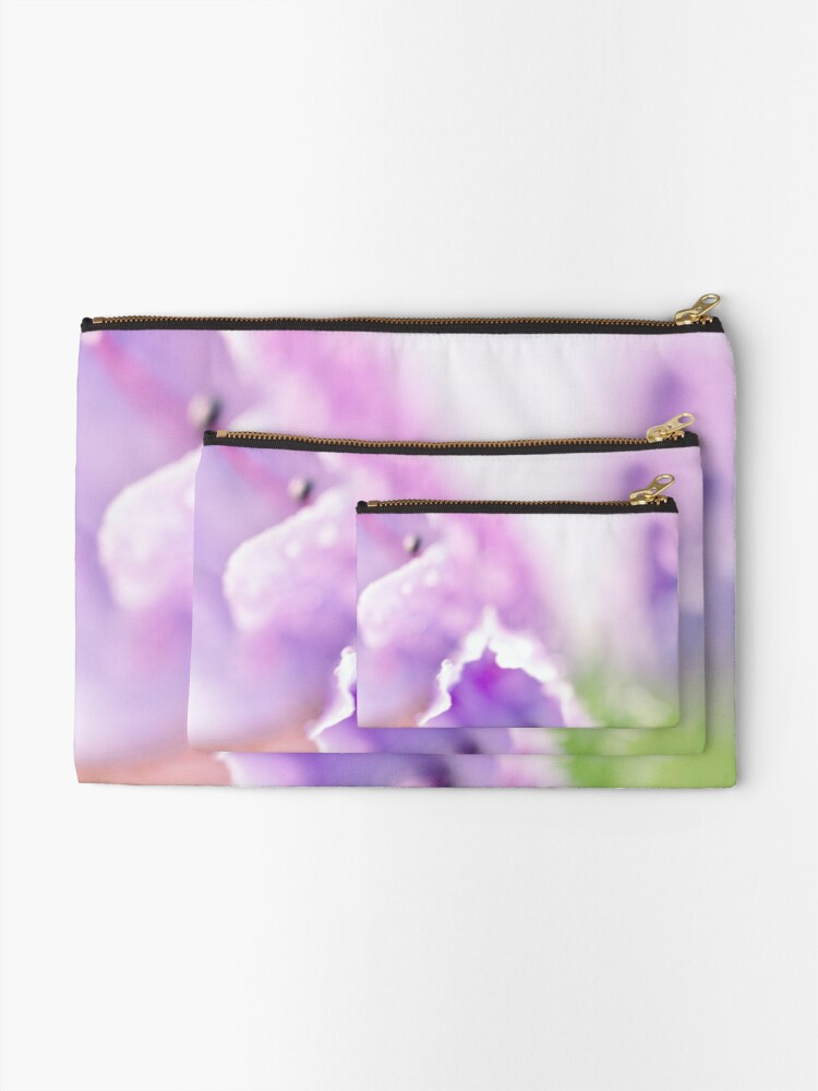 Alternate view of Flower Mystical Zipper Pouch