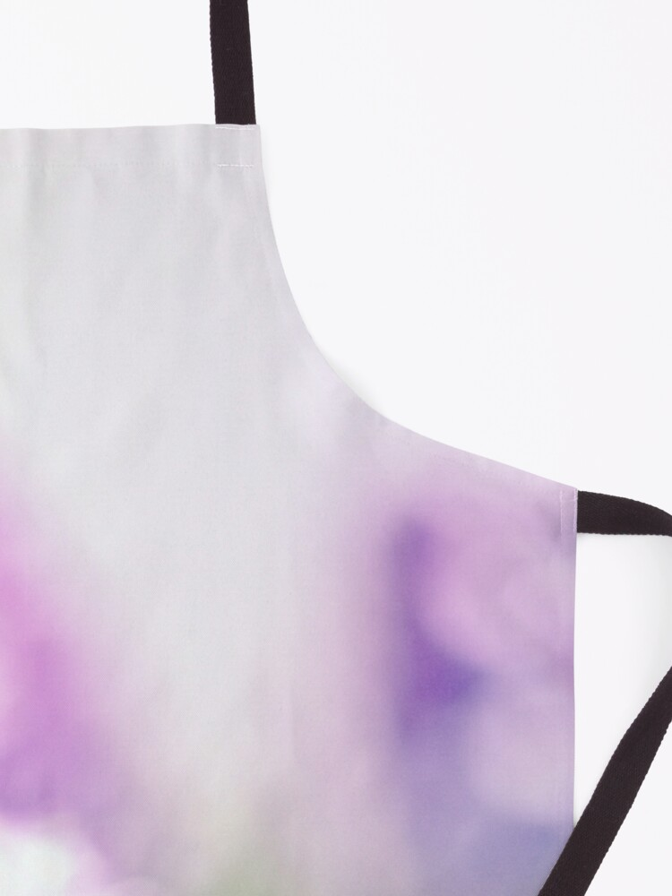 Alternate view of Flower Mystical Apron