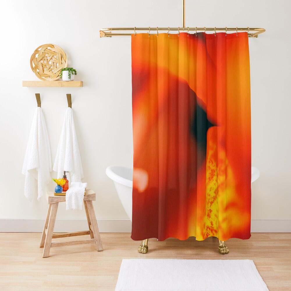 Flower Mystical  Shower Curtain