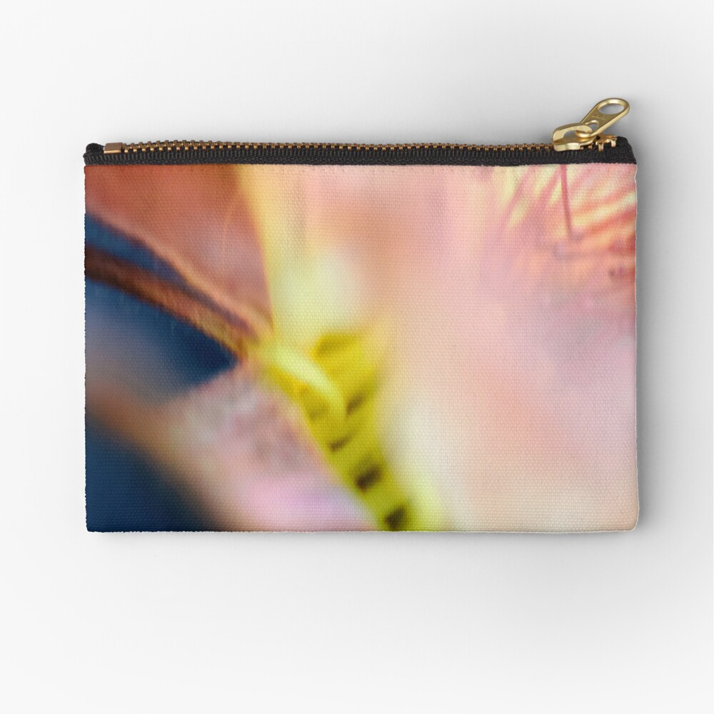 Flower Mystical Zipper Pouch