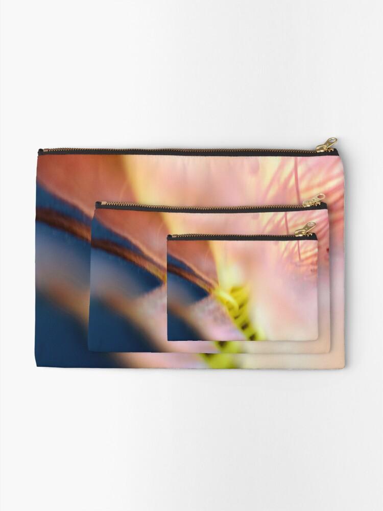 Alternate view of Flower Mystical Zipper Pouch