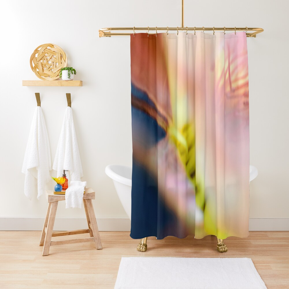 Flower Mystical Shower Curtain