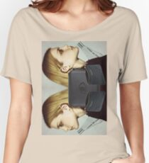 Comme des Stam Women's Relaxed Fit T-Shirt
