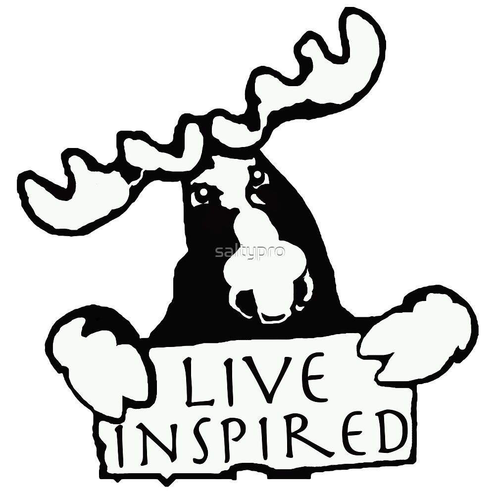 Moose inspiration by saltypro
