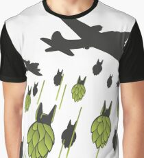 Hop Bomber Graphic T-Shirt