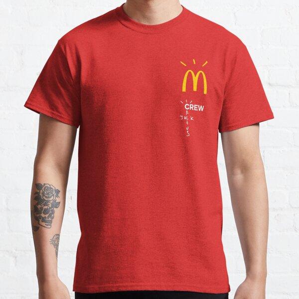 Equipo Cactus Jack McDonald Camiseta clásica
