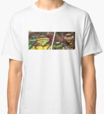 Teenage Mutant Ninja Turtles Watercolor  Classic T-Shirt