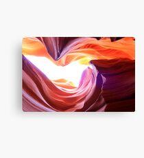 Antelope Canyon - Arizona Canvas Print