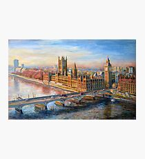 Eye Over London Photographic Print