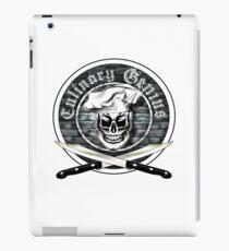 Skull Chef: Culinary Genius 5 iPad Case/Skin