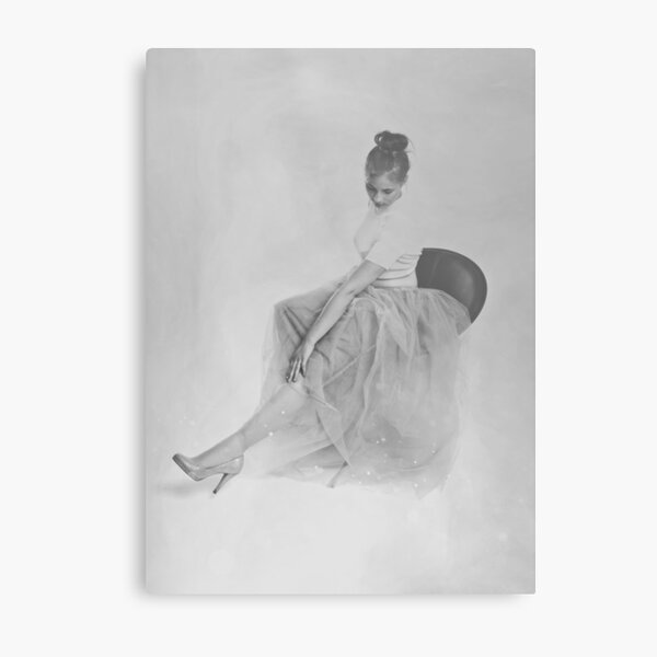 Dancer III Metal Print