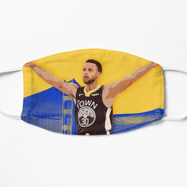Steph Curry Masque sans plis