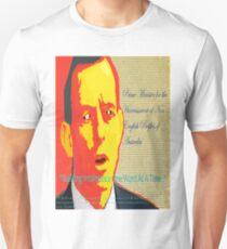 Building Intolerance Unisex T-Shirt