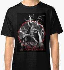 Tesla God Of Thunder Classic T-Shirt