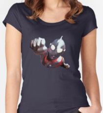 Ultraman Women's Fitted Scoop T-Shirt