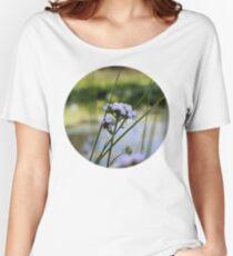 Paint flower Women's Relaxed Fit T-Shirt