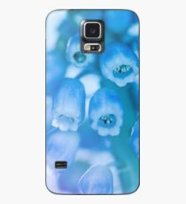 Blue Hyacinth Spring Phone Case Case/Skin for Samsung Galaxy
