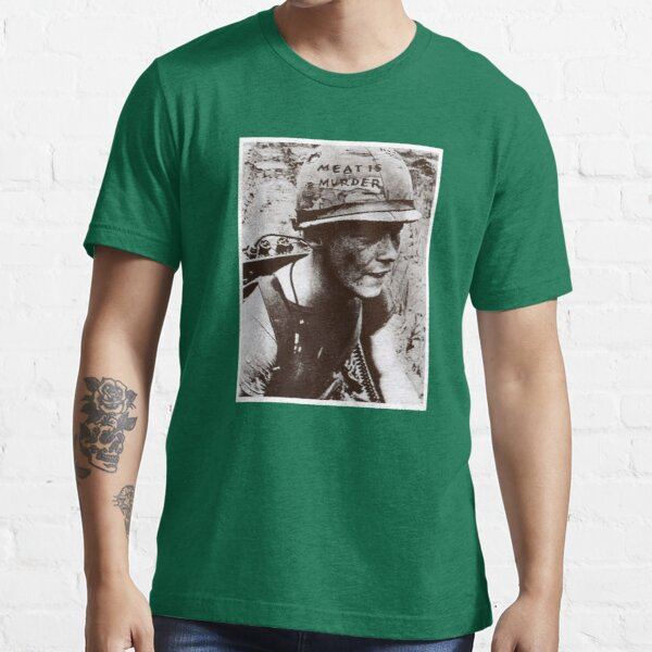The Smiths Meat Is Murder Essential T-Shirt