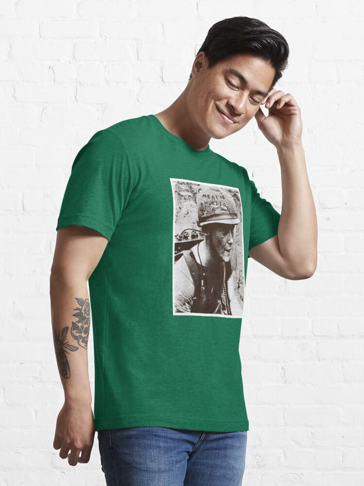 Alternate view of The Smiths Meat Is Murder Essential T-Shirt