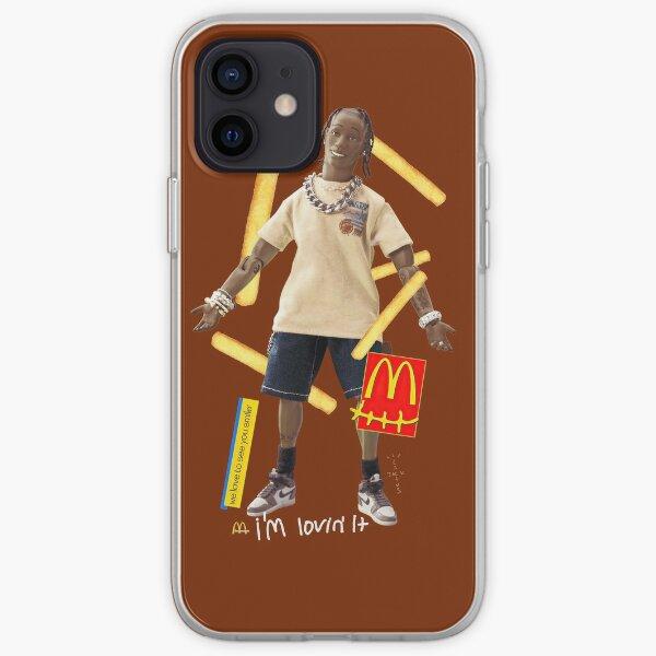 CACTUS Y DONALD Funda blanda para iPhone