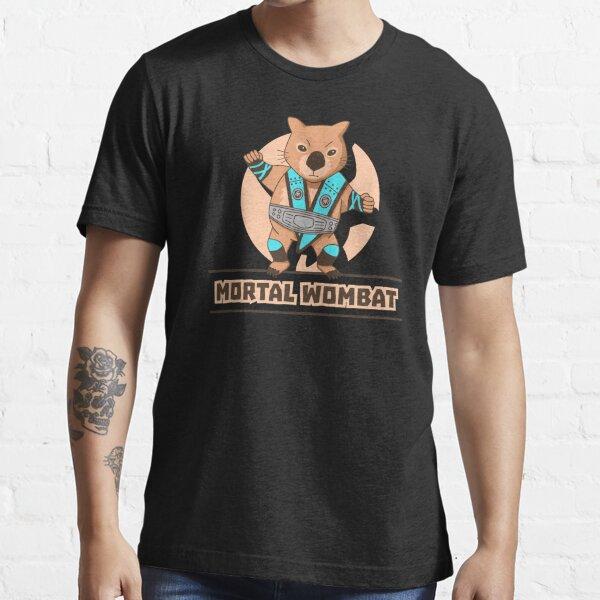 Mortal Wombat Essential T-Shirt