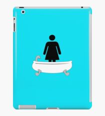 Tub Girl iPad Case/Skin