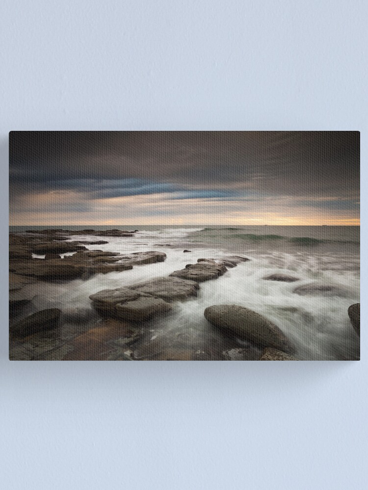 Alternate view of An early morning Canvas Print