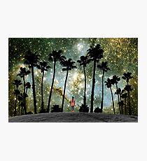 Paradise Galaxy Dream Photographic Print
