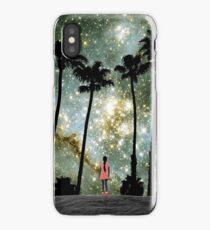 Paradise Galaxy Dream iPhone Case