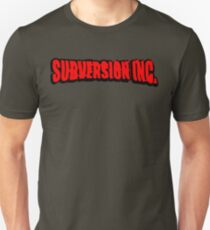 Subversion Logo Unisex T-Shirt