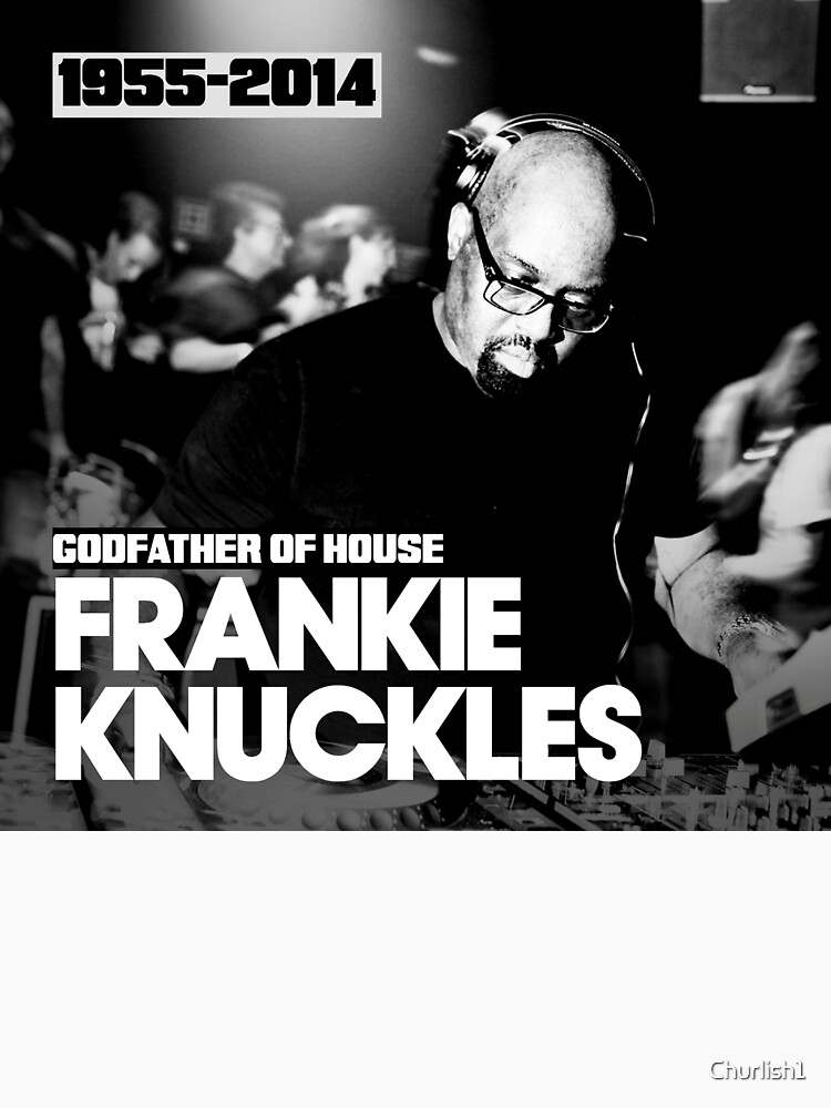 FRANKIE KNUCKLES RIP | Unisex T-Shirt