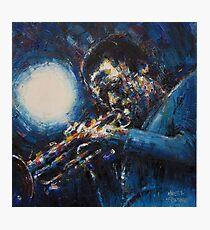 Miles Davis II Photographic Print