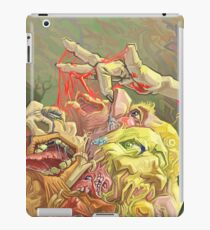 FLESH BALL!!!( Why Is Everything Alive?) iPad Case/Skin
