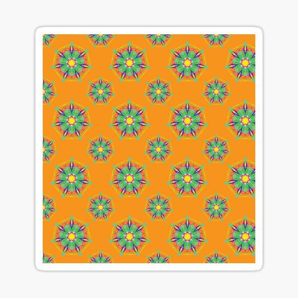 Mandala Vibe | Pattern Art Sticker