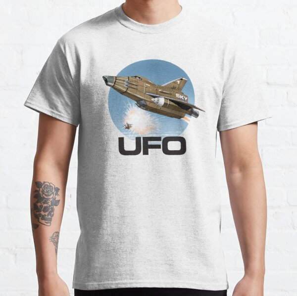 Sky One from 'UFO' Classic T-Shirt