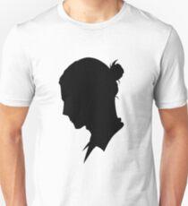 Azumane Asahi - Silhouette T-Shirt