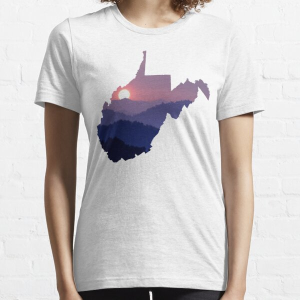 The West Virginia Hills Essential T-Shirt